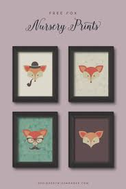 simple hipster printables wall art ideas