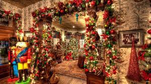 Christmas Tree Desktop Wallpapers (48+ ...
