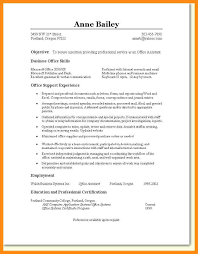 Medical Office Assistant Resume Samples Entry Level Medical