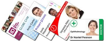 Make Your Own Identification Card Photo Id Cards Printed Plastic Card Id Badges And Accessories