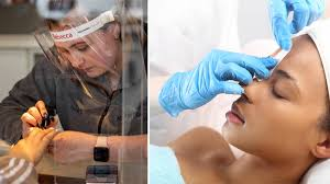 Yes, it is common after waxing your eyebrows because wax can cause pimples or little bumps and breakout. Eyebrow Waxing Among Treatments You Still Can T Have Under New Rules For Beauty Salons Heart