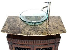 vanity with vessel sink combo bathroom vanity with bowl sink bathroom vanities wood pedestal glass vessel sink combo small bathroom vanity vessel sink