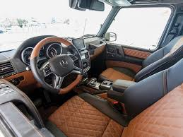 Mercedes g wagon white interior images. Mercedes Benz G63 6 6 Amg For Sale