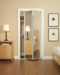 mirror bifold closet doors bathroom bedrooms