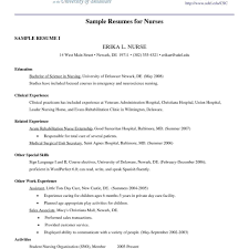 Free Resume Templates For Nurses Printable Sales Invoice