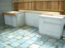 cinder block grill designs how to build an outdoor kitchen with cinder blocks cinder block grill