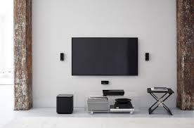 bose home theatre. product view. bose home theatre