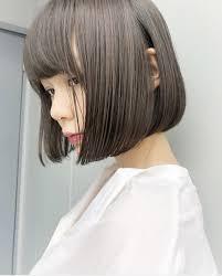 ショートボブミディアムボブ40代の大人女性に似合う髪型まとめ
