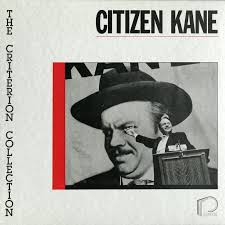 citizen kane the criterion collection laser disc music artwork  citizen kane the criterion collection laser disc
