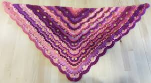 Virus Shawl Crochet Pattern Simple Knit And Stitch Blog From Black Sheep Wools Blog Archive The Virus