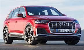 Audi Q7 2020 Facelift
