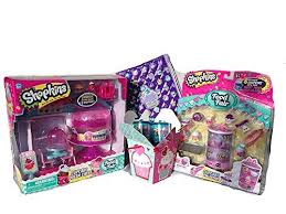Shopkins Cupcake Gift Set 6 Items Cupcake Queen Ca