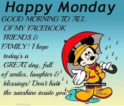 Monday Good Morning Quotes Best of Happy Monday Good Morning Facebook Friends Pictures Photos And