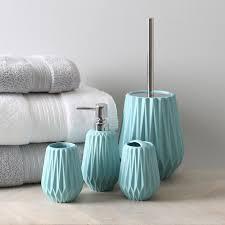 Duck Egg Blue Bathroom Accessories Bathroom Accessories Online Pillow Talk