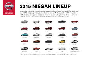 new car releases of 2015Nissan Online Newsroom