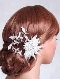 Coiffure Fleur De Cheveux De Mariage Coiffure Mariage