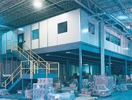 warehouse mezzanine modular office. Mezzanines And Modular Buildings Warehouse Mezzanine Office