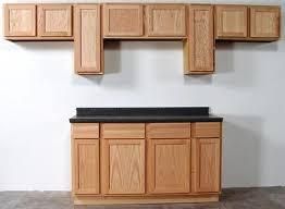 unfinished oak garage cabinets design