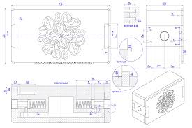 wooden puzzle box plan free woodworking plans & diy projects at Free Wood Diagrams