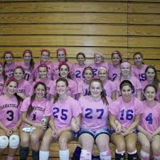 "Girls Volleyball: Saratoga Springs, Saratoga Catholic participate in ""Power  of Pink"" tournament 