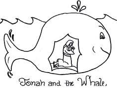 Small Picture jonah and the whale coloring page 3 Craft Ideas Pinterest