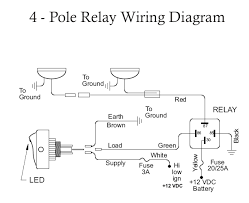 off road light wiring diagram relay off image how to properly wire off road lights lys on off road light wiring diagram