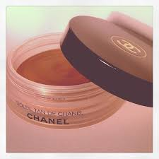 chanel bronzing makeup base review