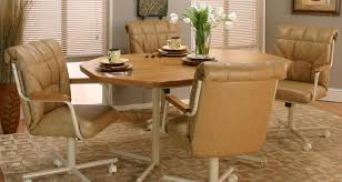 rattan dining set with caster chairs. full size of dining chair:rattan chairs with casters amazing rattan set caster n