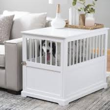 dog crate furniture on hayneedle dog crate end tables furniture style dog crates