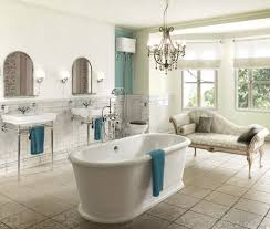 Classic Bathroom Suites Undermount Bathroom Sink Vanity Below Antique Bath Mirror Between