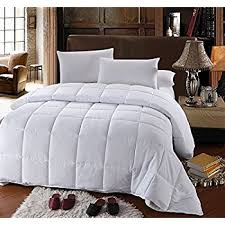 Amazon.com: Super Oversized - Soft and Fluffy Goose Down ... & Royal Hotel's OVERSIZED KING Down-Alternative Comforter - Duvet Insert,  100% Down Alternative Adamdwight.com