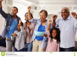 black family watching tv. gallery of black family watching tv together