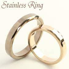 ステンレス 指輪