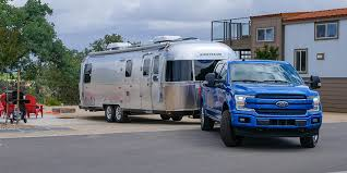 Why Towing A Giant Airstream Trailer Is 1 Big Math Problem