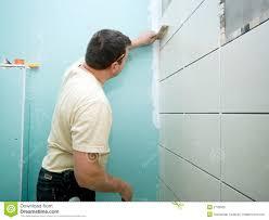 Free Bathroom Tiles Bathroom Tiles Renovation Stock Photo Image 4449340