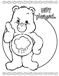 Small Picture Care Bear Coloring Pages Isrs2011 Coloring Coloring Pages