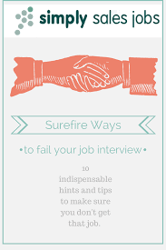 simply s jobs blog interview tips