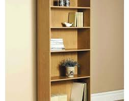 inch deep bookcase wooden attractive intended for 3 18 wood