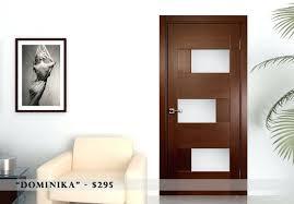 interior door glass panel modern doors contemporary entry wrought iron internal door glass