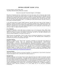 Resume Example Resumes Australia Marketing Assistant Resume Cio