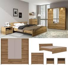 Schlafzimmer Komplett Forest Set B Qmm Traummoebel