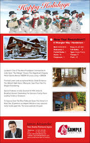 new year real estate flyers e flyer templates email flyers templates eflyer template real estate