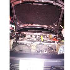 Buy Suzuki Mehran Bonnet Cover Protector Lid Garnish Namda - Model  2012-2019 in Pakistan