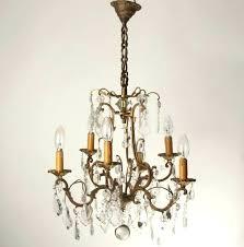 antique brass crystal chandelier vintage brass chandelier with crystals antique brass chandelier with crystals antique brass