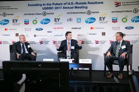 annual meeting u s russia business council  the u s russia business council is a most important venue for working out effective formats of cooperation between the businesses of our two countries