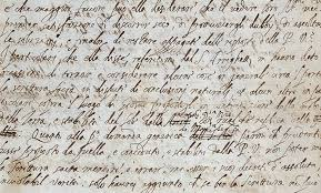 Discovery Of Galileos Long Lost Letter Shows He Edited His