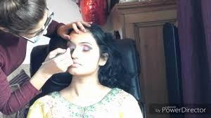 real asian bridal makeup mehndi makeup hairstyling traditional stani indian makeup you