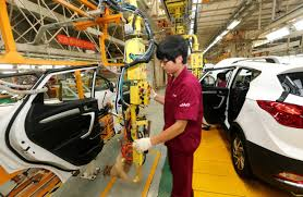 Does china have cars?maybe a few at least? China Sends A Jolt Through Auto Industry With Plans For Electric Future Wsj