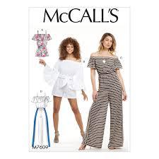 Mccalls Sewing Pattern Custom Decorating