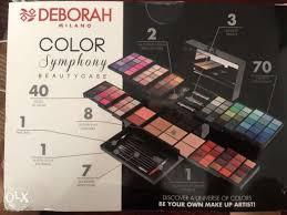 archive deborah plete makeup set original cairo other olx egypt